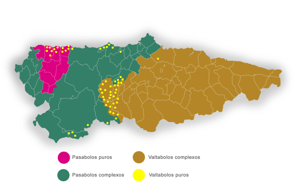 Mapa Asturies bolos 1